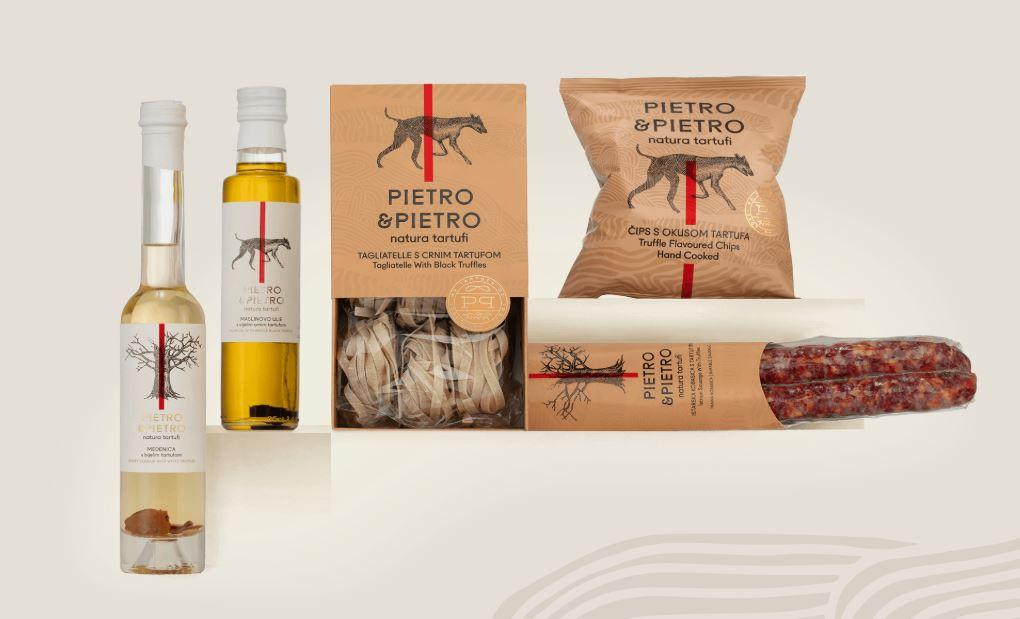 Pietro & Pietro natura tartufi odsad su dostupni i online!