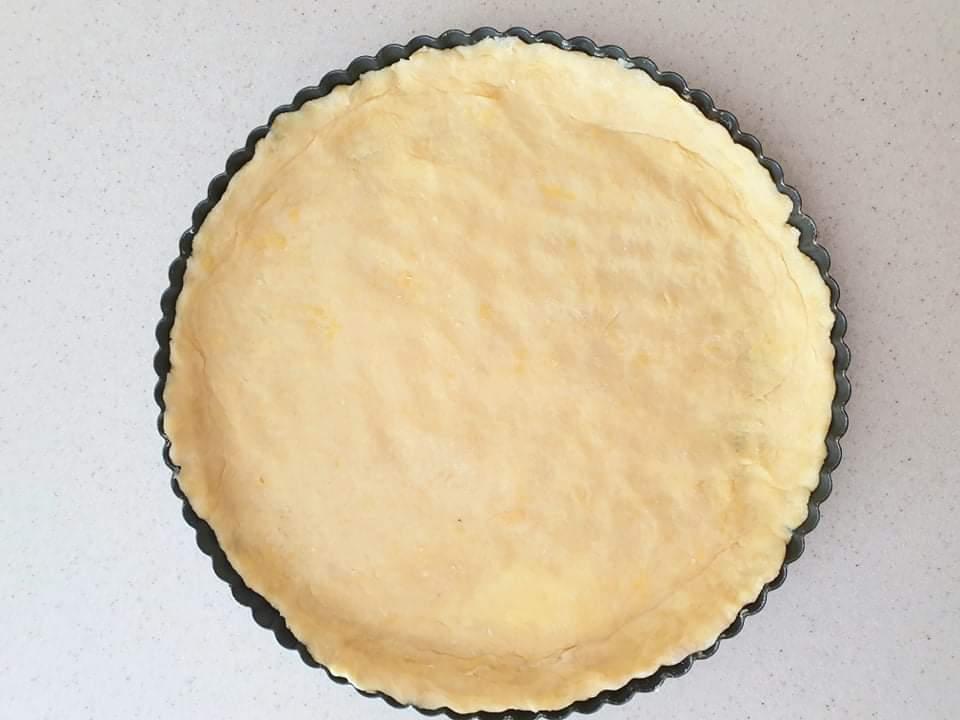 Maja kuha: Quiche s tartufima i mladom paškom skutom