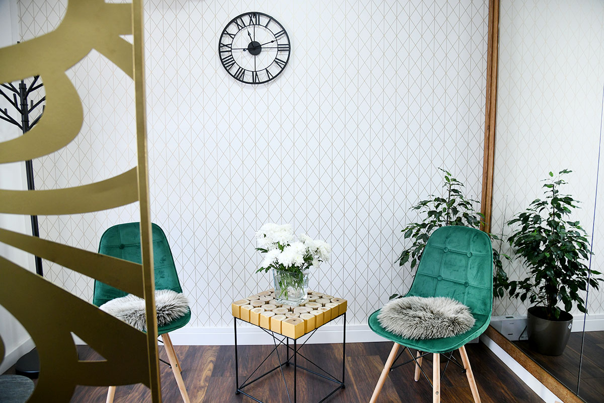 Extravagant beauty: La Vogue Lash Room