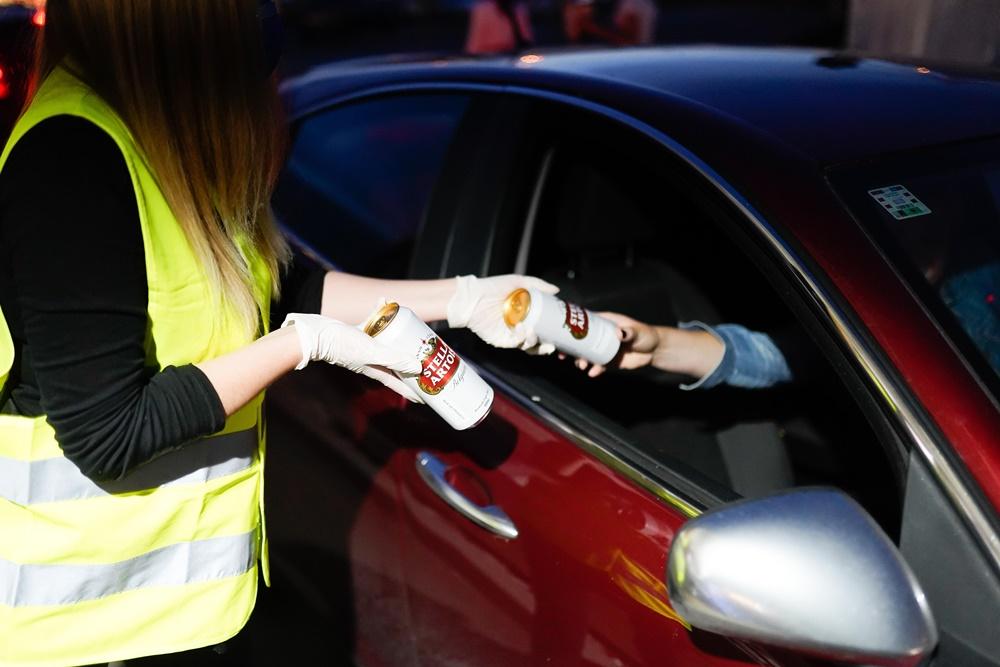 VELIKI INTERES ZA CINESTAR POP UP DRIVE-IN KINO U ZAGREBU