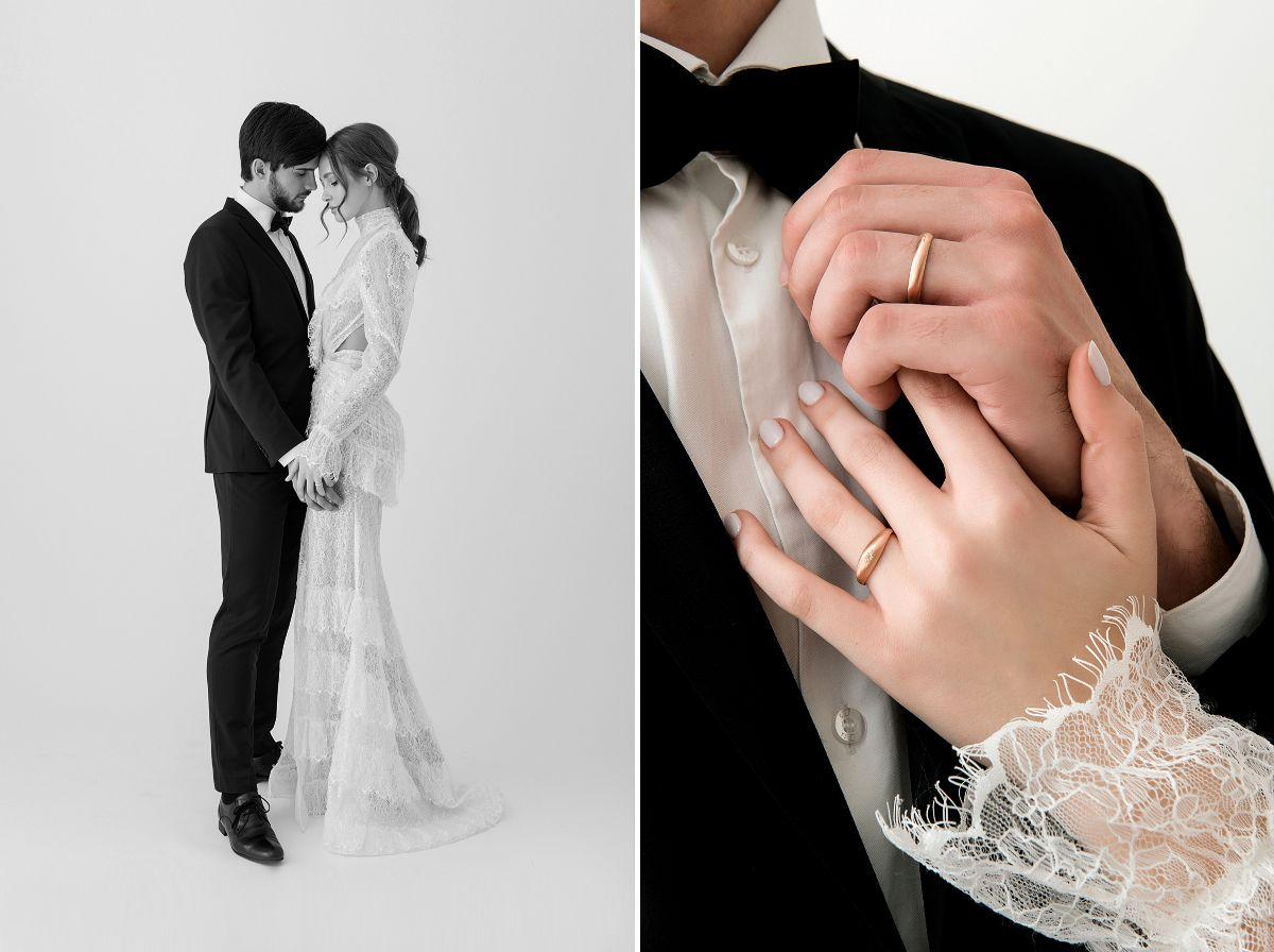 Nakon zaručničkog, eNVy room dizajnirao vjenčano prstenje u suradnji sa ZAKSOM