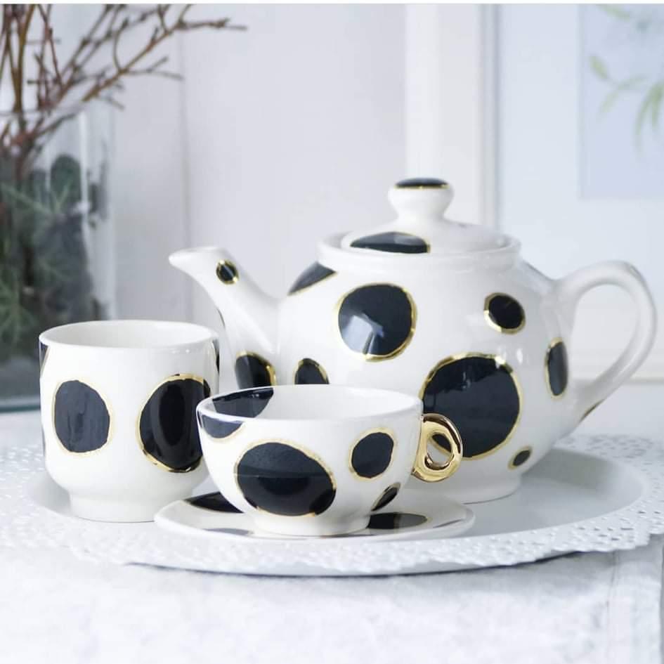 Odeata - keramika u koju smo se zaljubili na prvi pogled!
