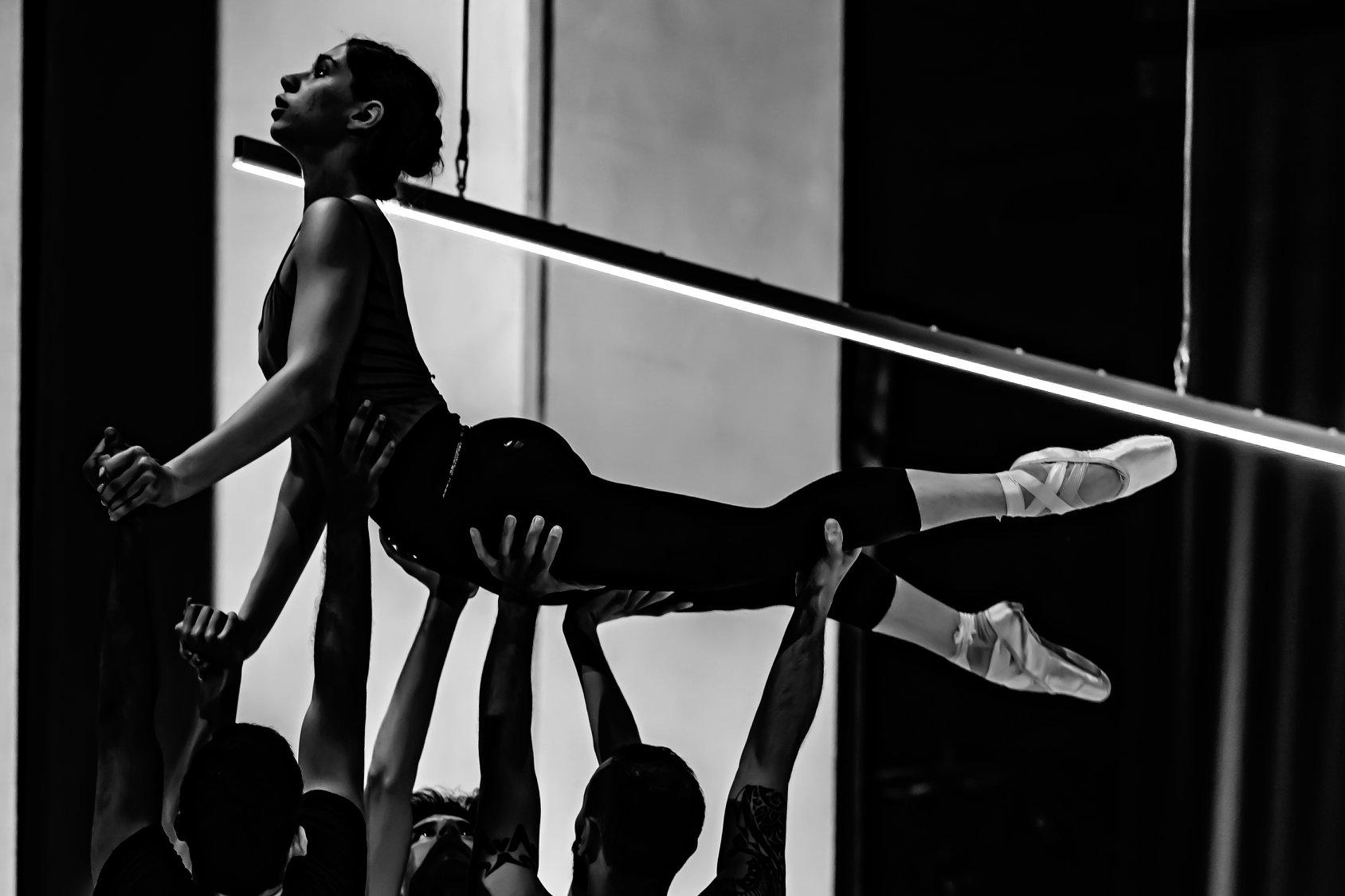 """Marta Kanazir i Tea Rušin: uspješne, mlade i talentirane riječke balerine uoči premijere baleta """"Čipka"""""""