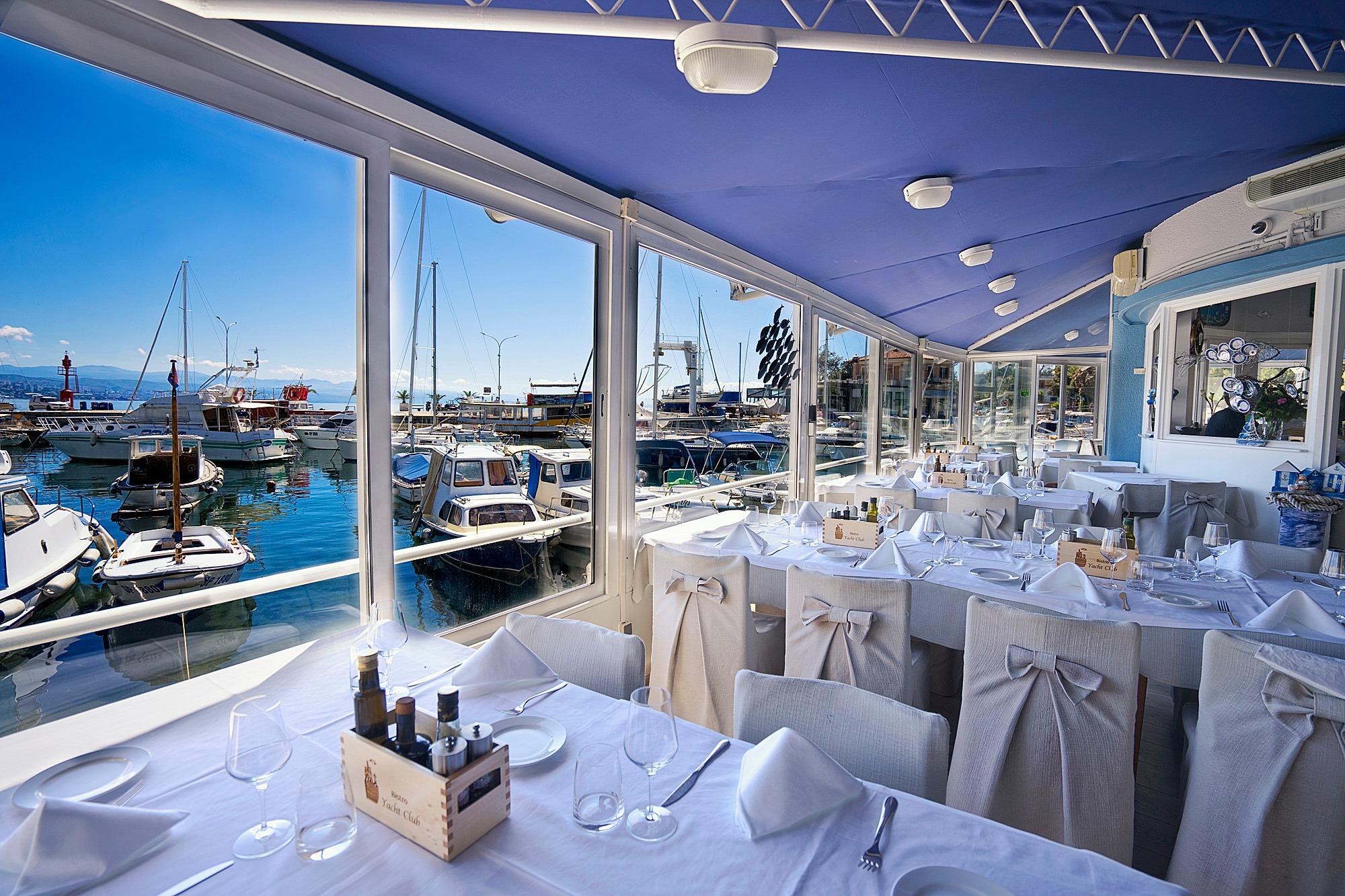 Vinska večer u Yacht Clubu Opatija uz Fakin