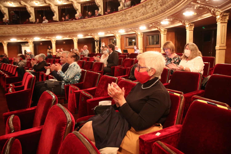 Nove mjere opreza u HNK i veliki zborski koncert Ivanu Matetiću Ronjgovu