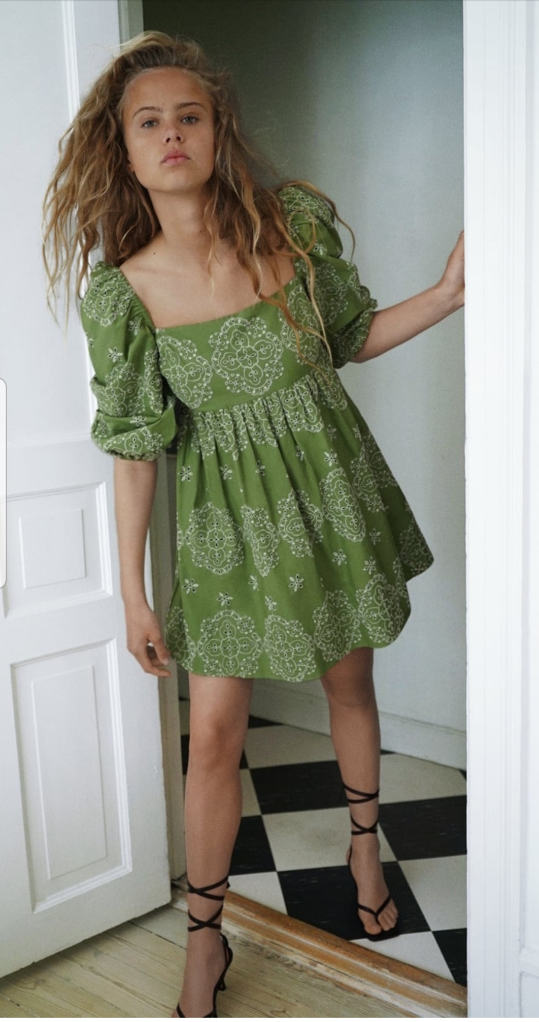 Broderie haljina - sve što nam treba ovog ljeta