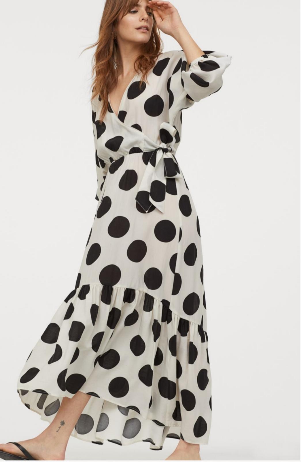 10 najljepših točkastih haljina