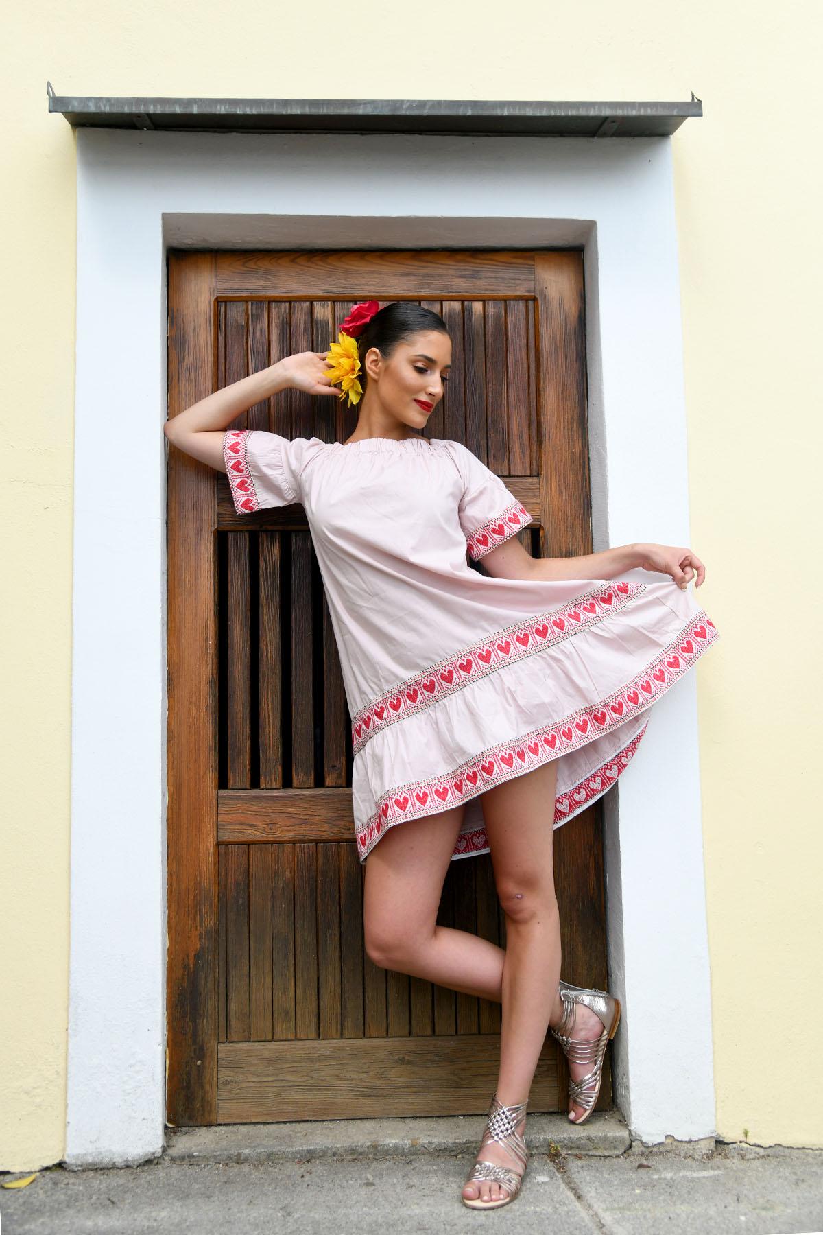 Extravagant editorials: Etno summer