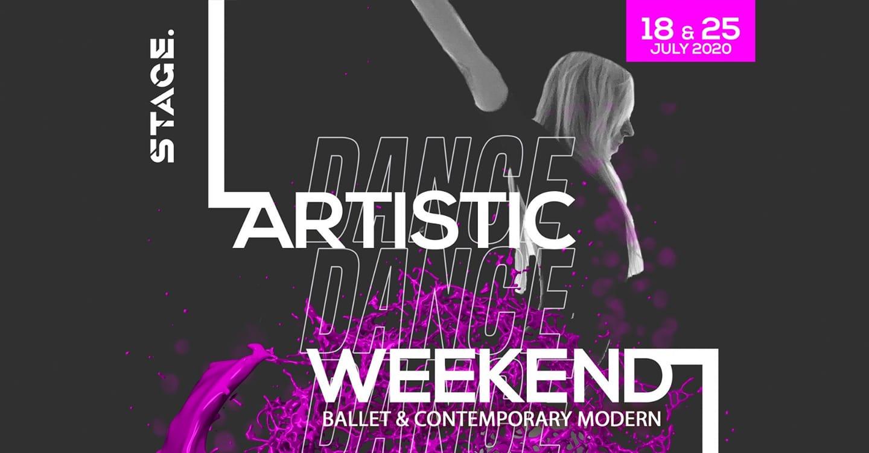 Iduća dva vikenda možete proširiti svoje plesno znanje na ARTISTIC WEEKEND-u!