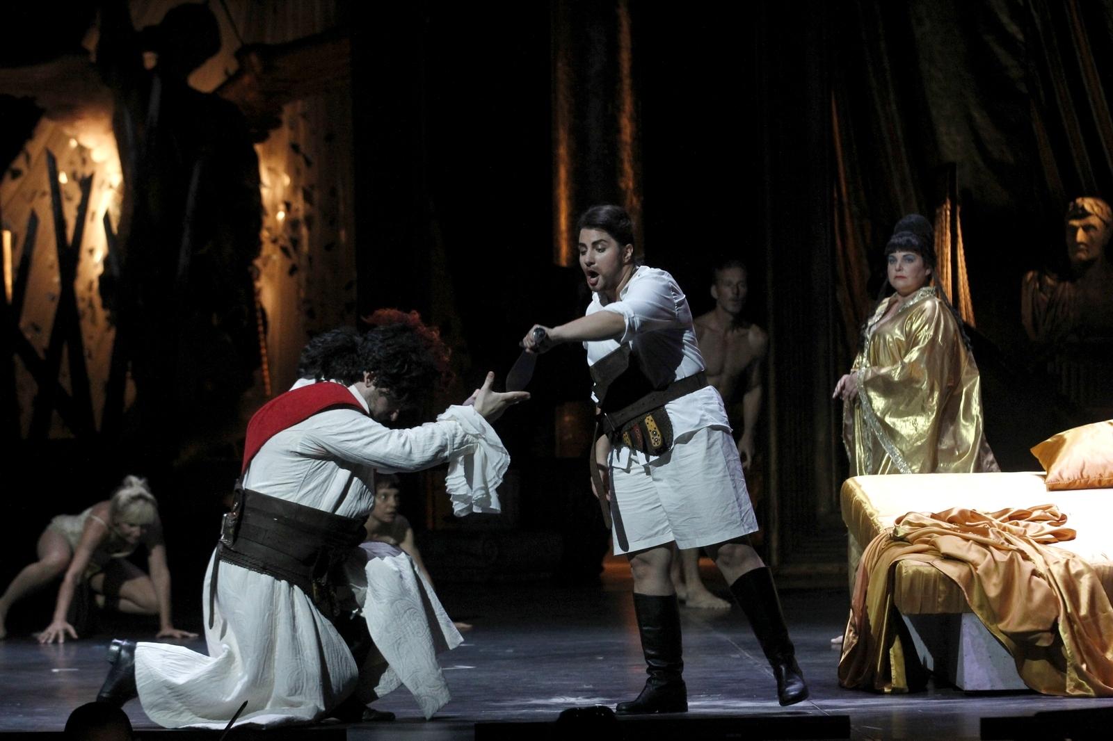 """""""Julije Cezar u Egiptu - iznova"""": premijera nove verzije baroknog opernog spektakla"""