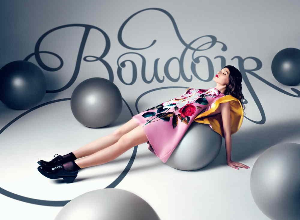 """Modni dvojac Boudoir se """"prkosnim haljinama"""" suprotstavlja korona krizi"""