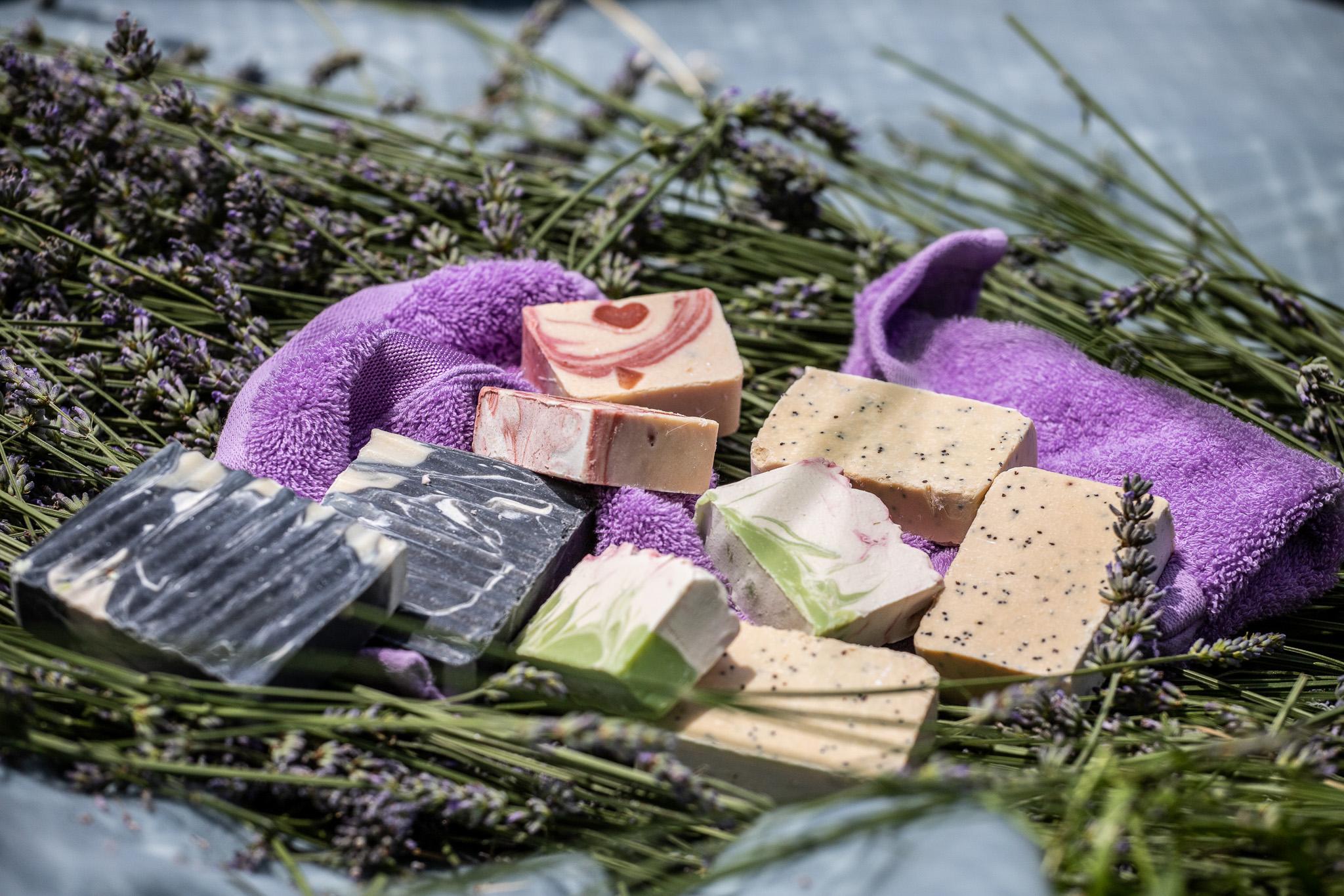 Prirodna kozmetika od kozjeg mlijeka: Art in Soap
