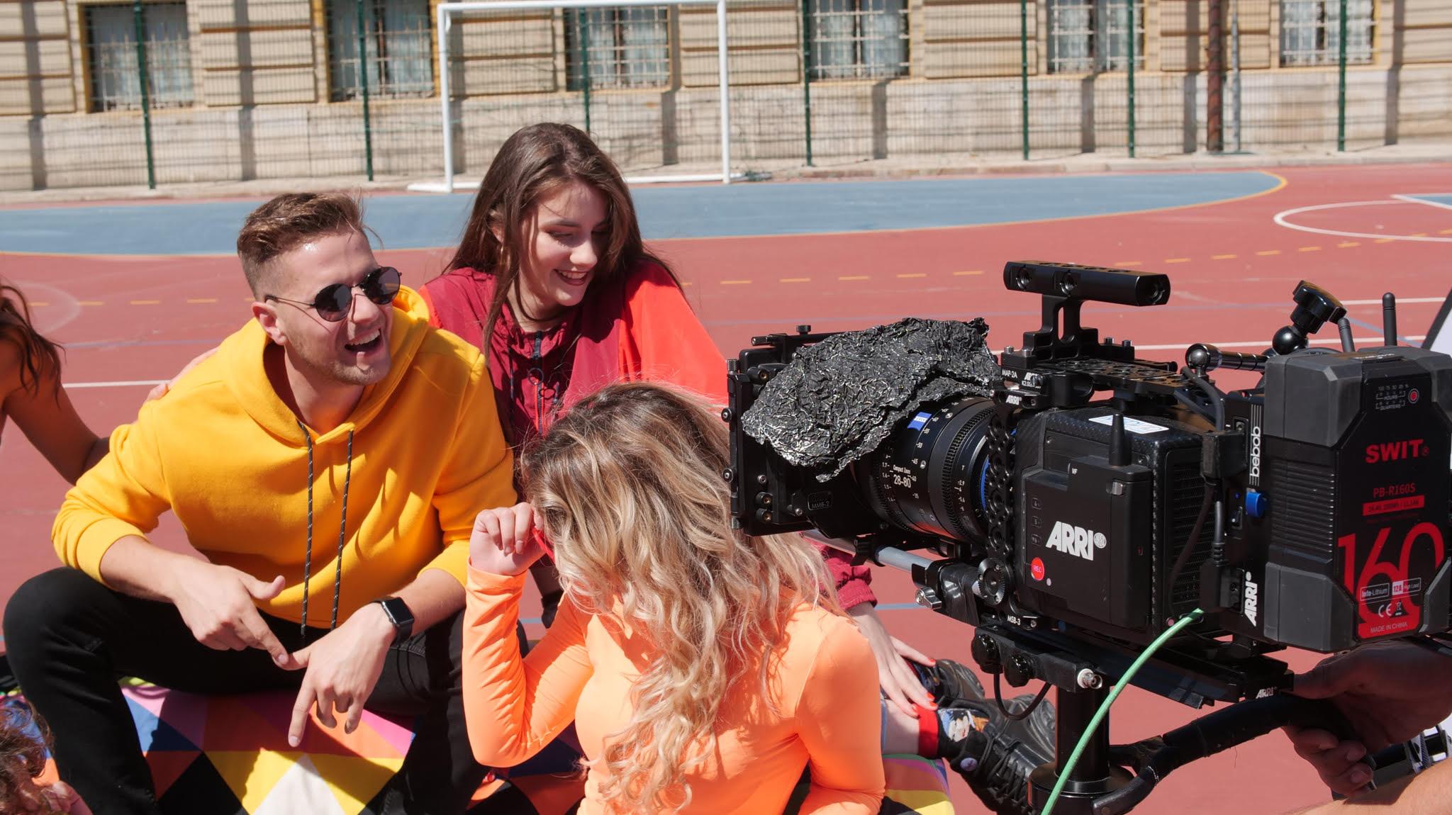 Tedi Grubica izbacio novi spot filmskom kamerom kakva se koristi u Hollywoodu!