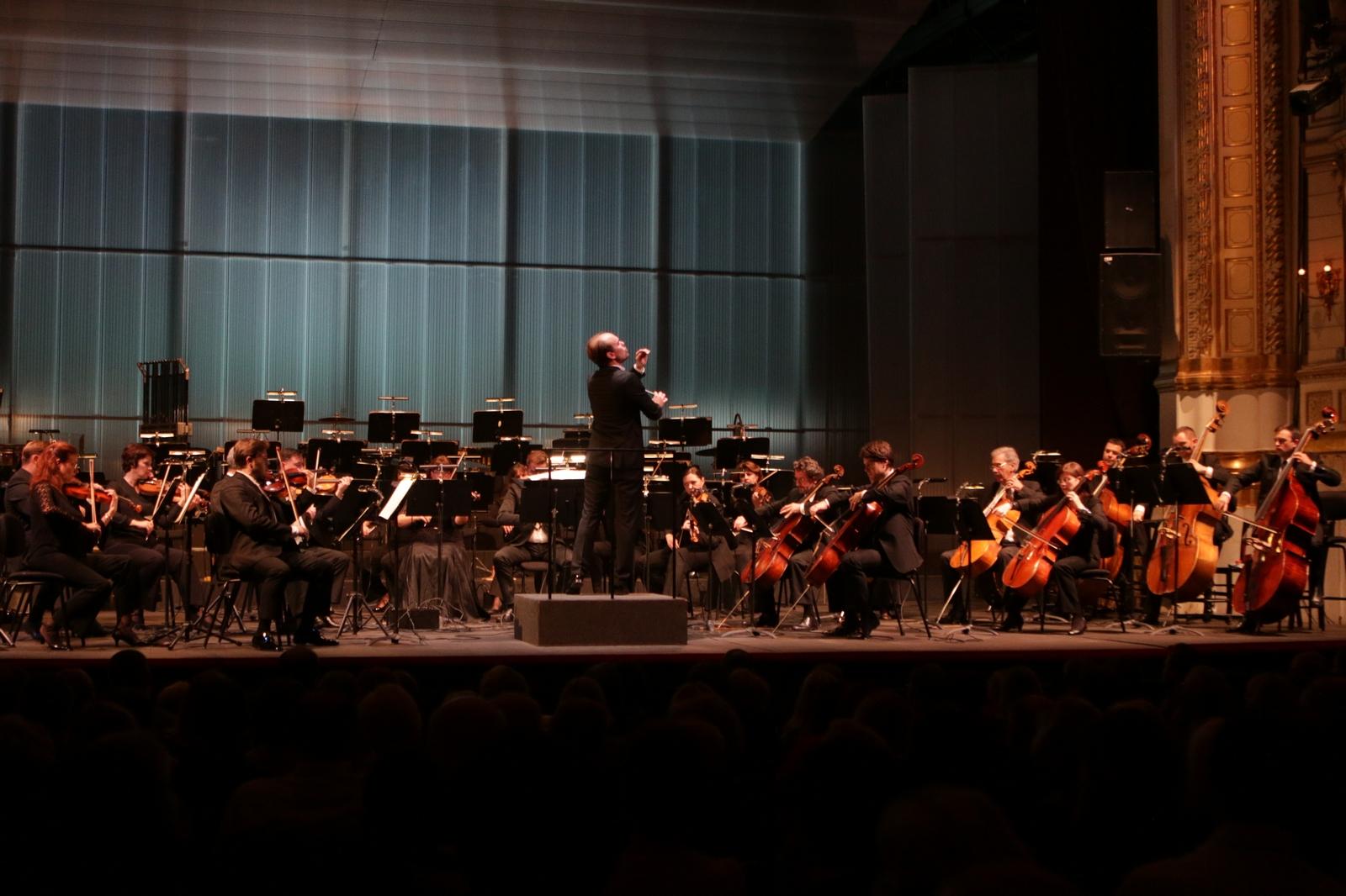 """Riječki simfonijski koncert na otvorenom """"Postani Rijeka - Adams, Šostakovič"""""""