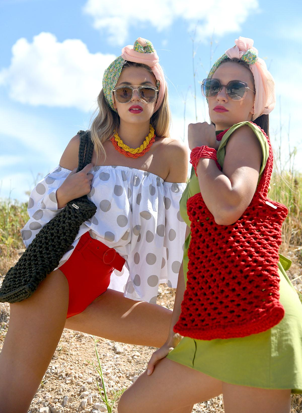 Extravagant editorials: Summer vibes