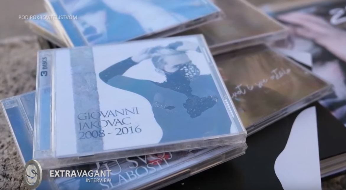 Extravagant interview: Giovanni Jakovac