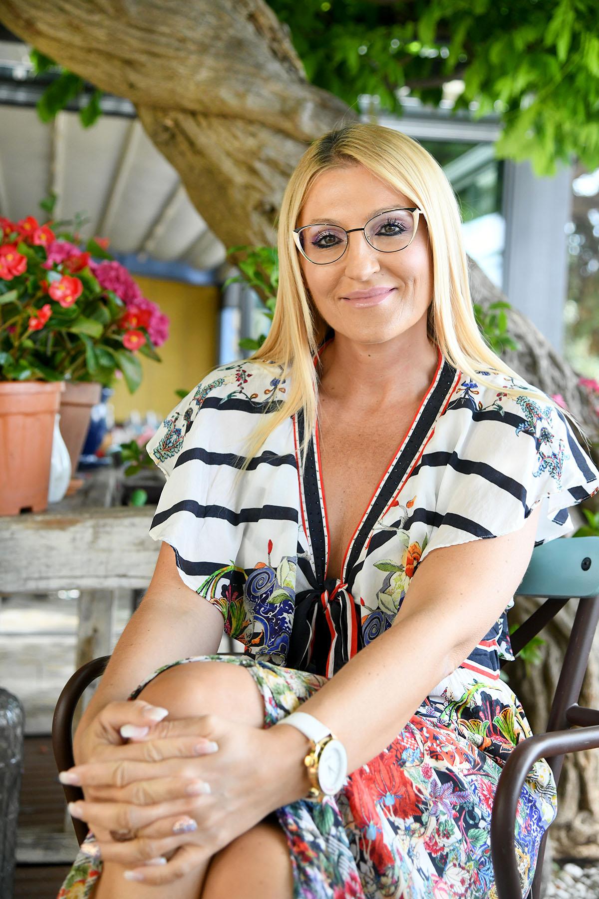 Žena sa stilom: Daniela Mastikosa