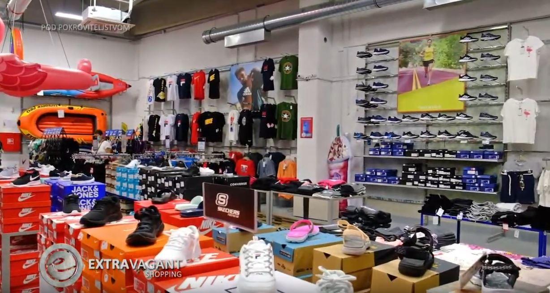 Sportski shopping u Hervisu!