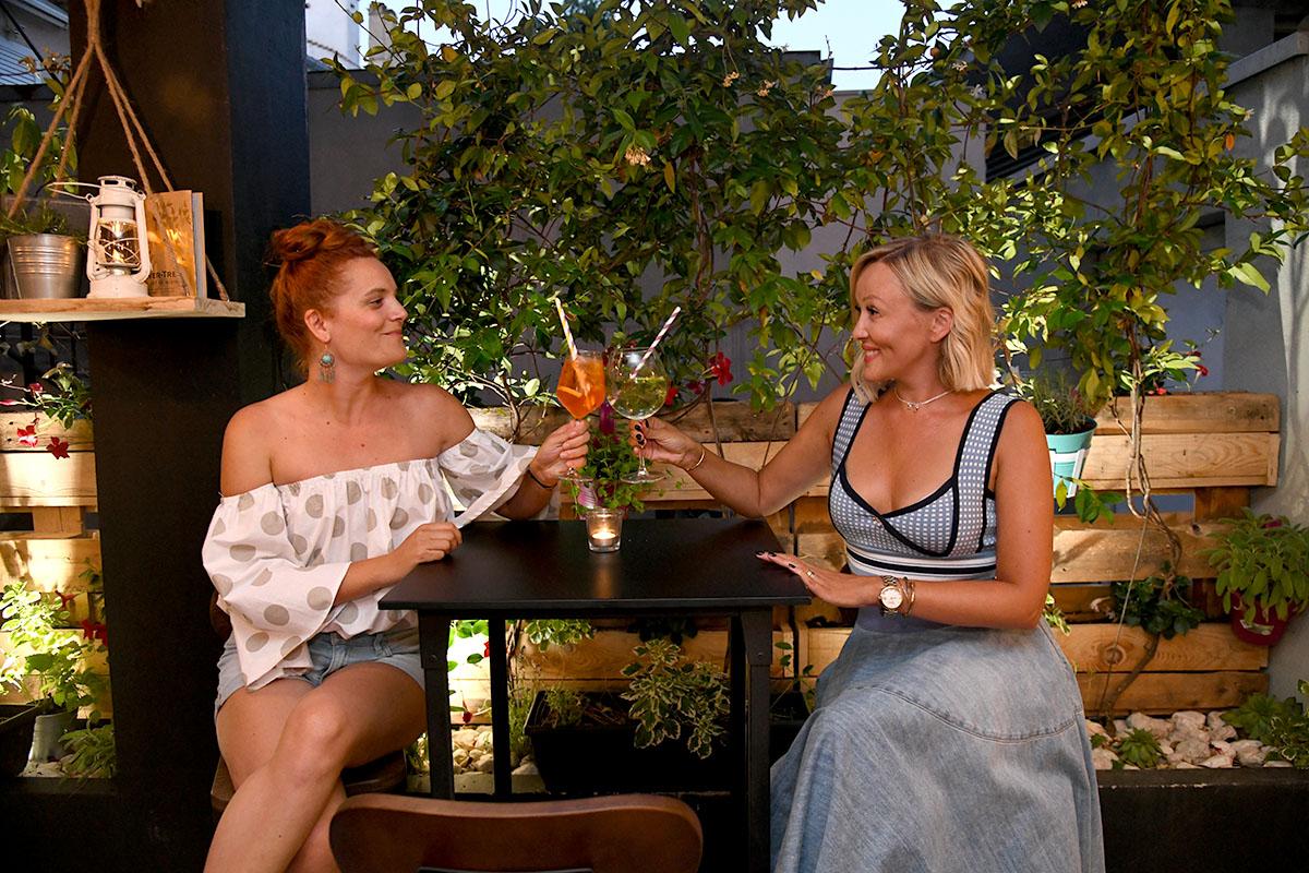 Ljetne večeri u Toš gardenu su prava uživancija!