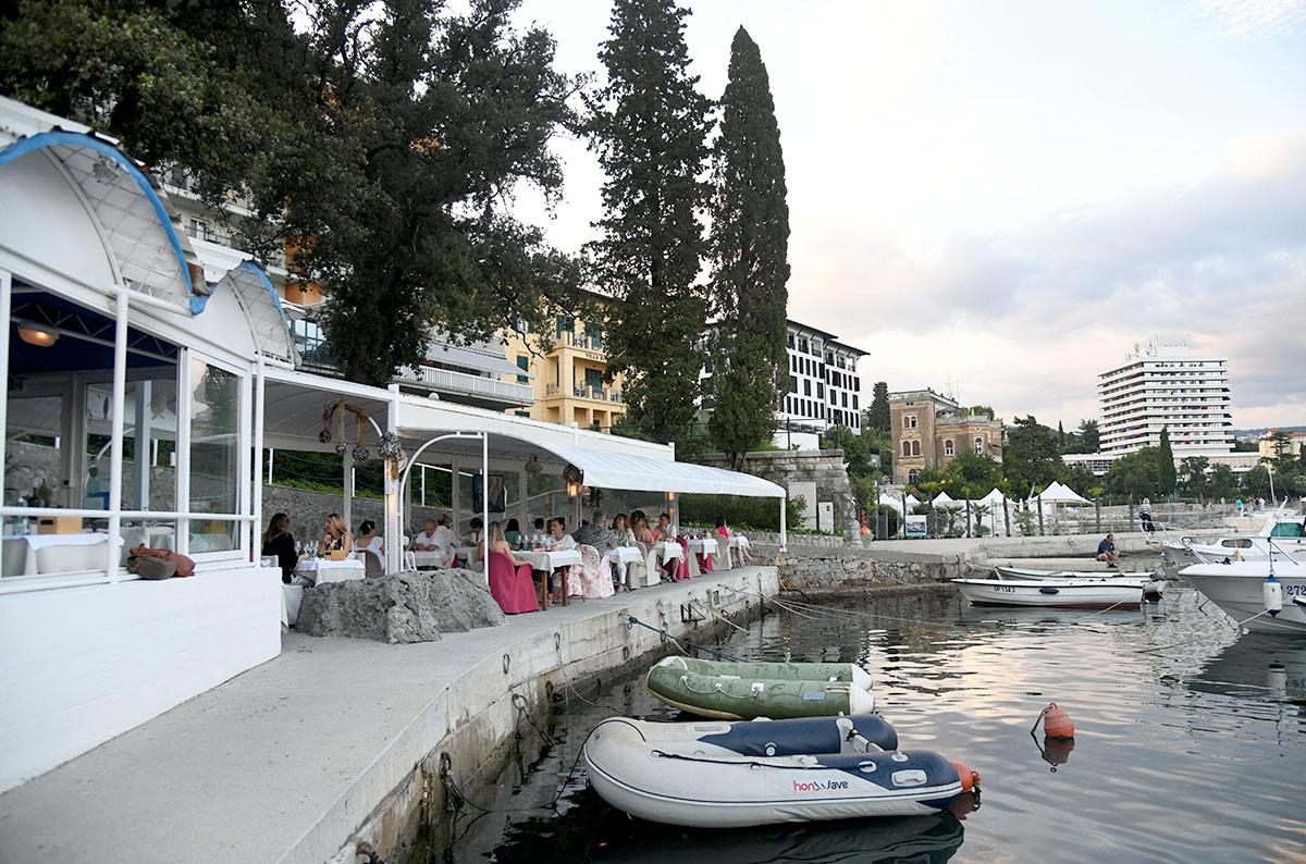 Bistro Yacht Club Opatija - priča o uspjehu duga 20 godina