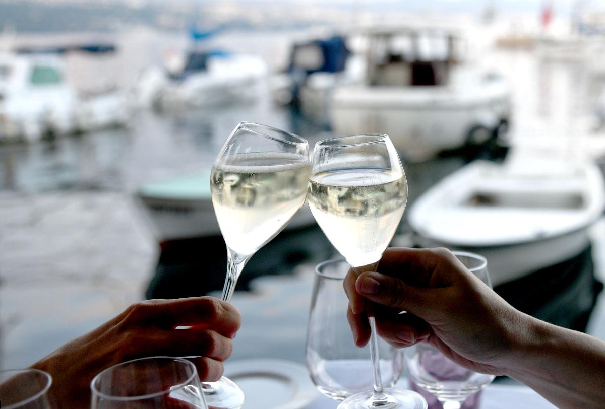 Yacht Club vinska večer s vinarijom Roxanich