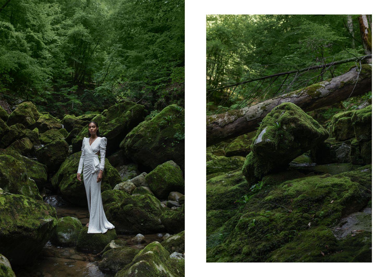 Nova kolekcija eNVy room vjenčanica predstavlja elegantan odmak od klasike