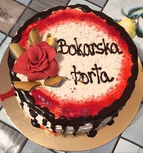 Bakarska torta mini