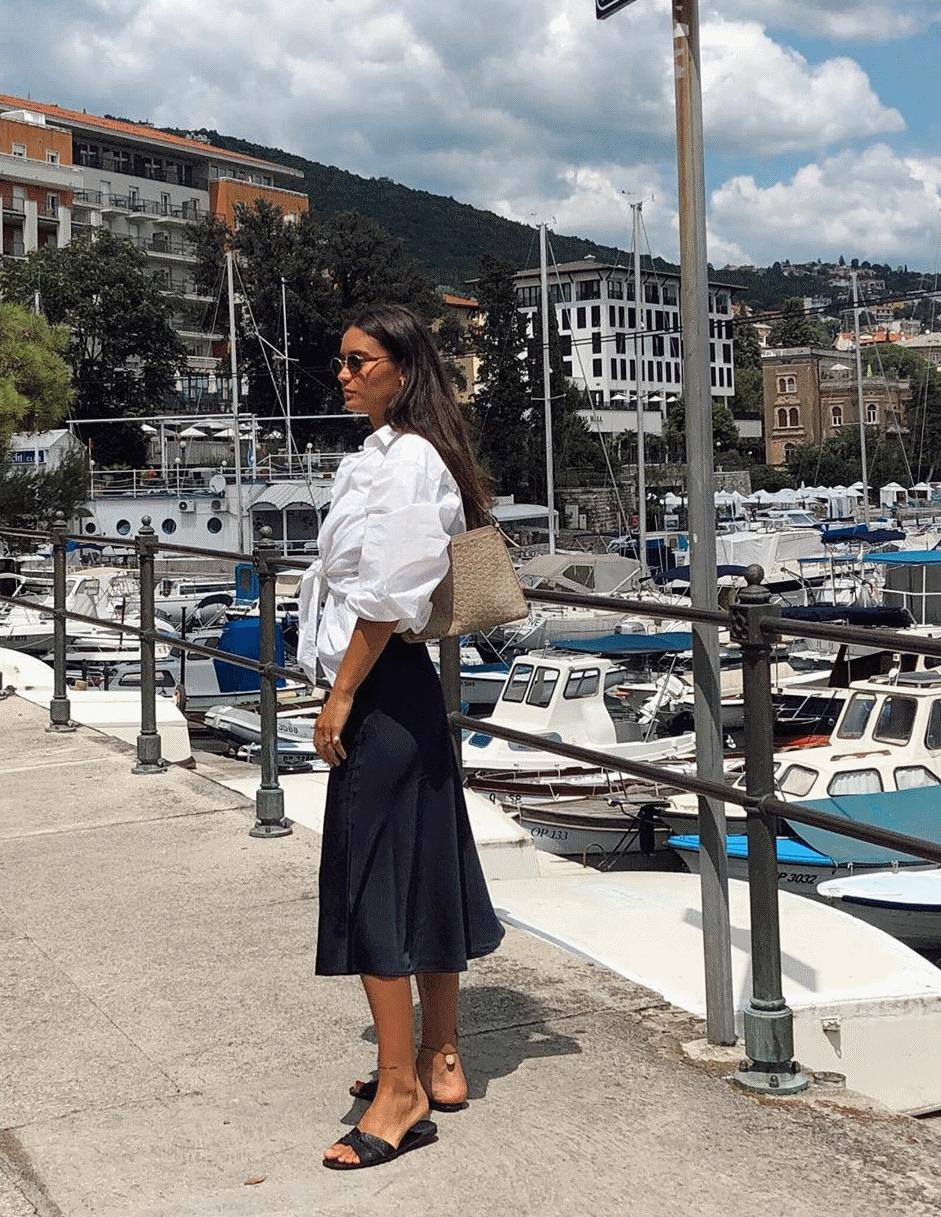 Outfit dana: Ivana Pirizović