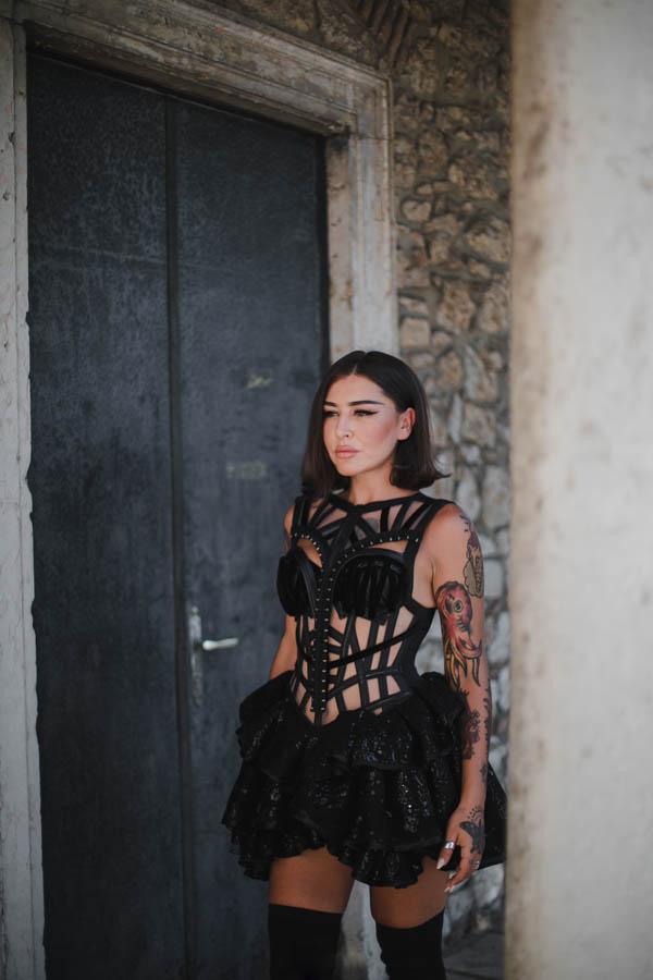Nakon odličnog debitantskog nastupa u Šibeniku, Viktoria Dio ne miruje!