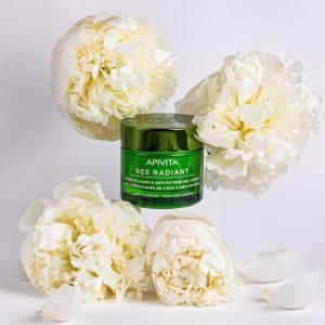 Apivita_Bee Radiant gel krema lagane teksture protiv starenja i znakova umora
