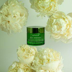 Apivita_Bee Radiant krema bogate teksture protiv starenja i znakova umora
