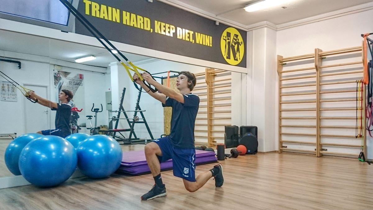 Kondicijski trening sportaša