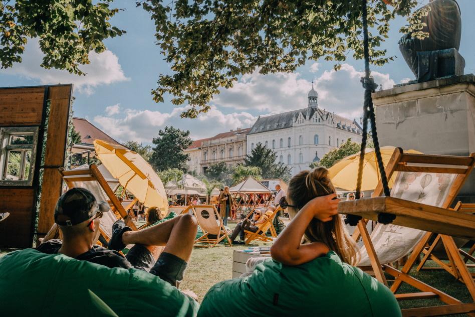 Pucanj gričkog topa najavio otvorenje Zagreb Burger Festivala!