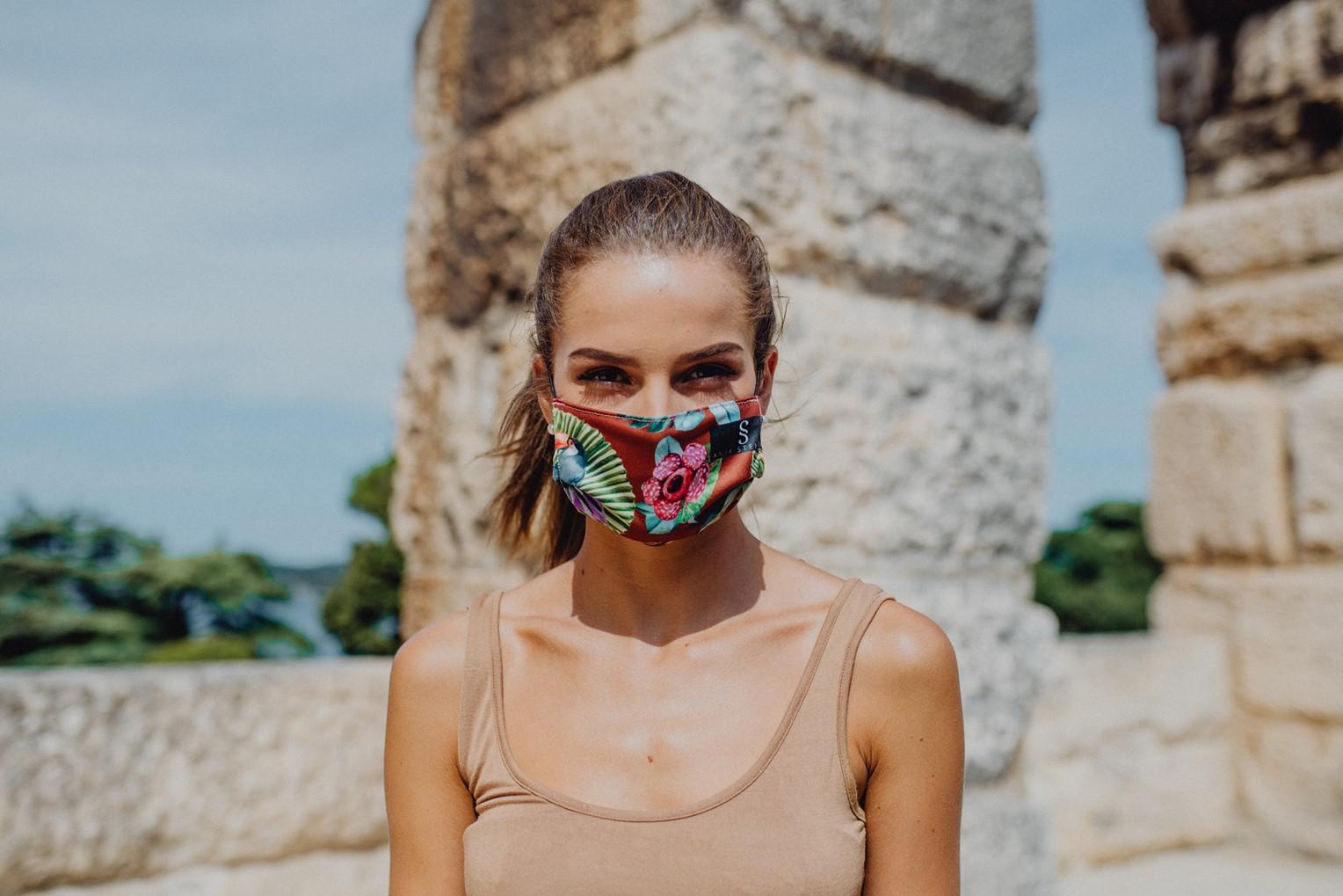 Kolekcija maski koju želimo by Anja Stehlik!