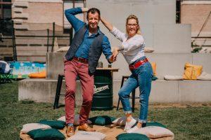 Ksenija & Nicolas Quesnoit