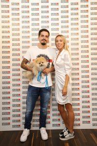 Luka Rajic i Laura Jurcevic