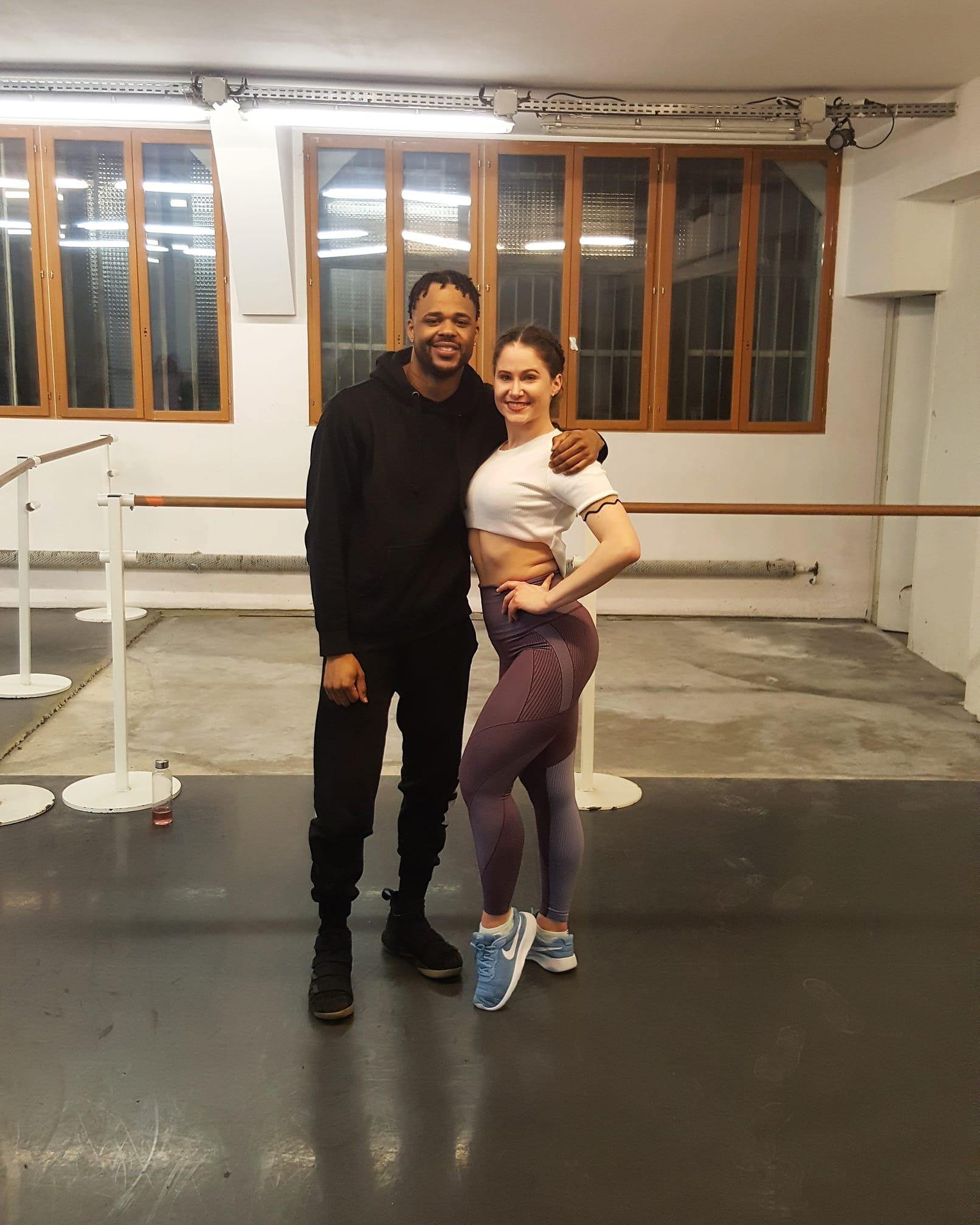Margi Goleš: zagrebačka plesačica s londonskom adresom, koja je učila od koreografa pjevačice Beyonce!