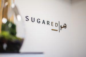 Sugared by Jantar logo zid