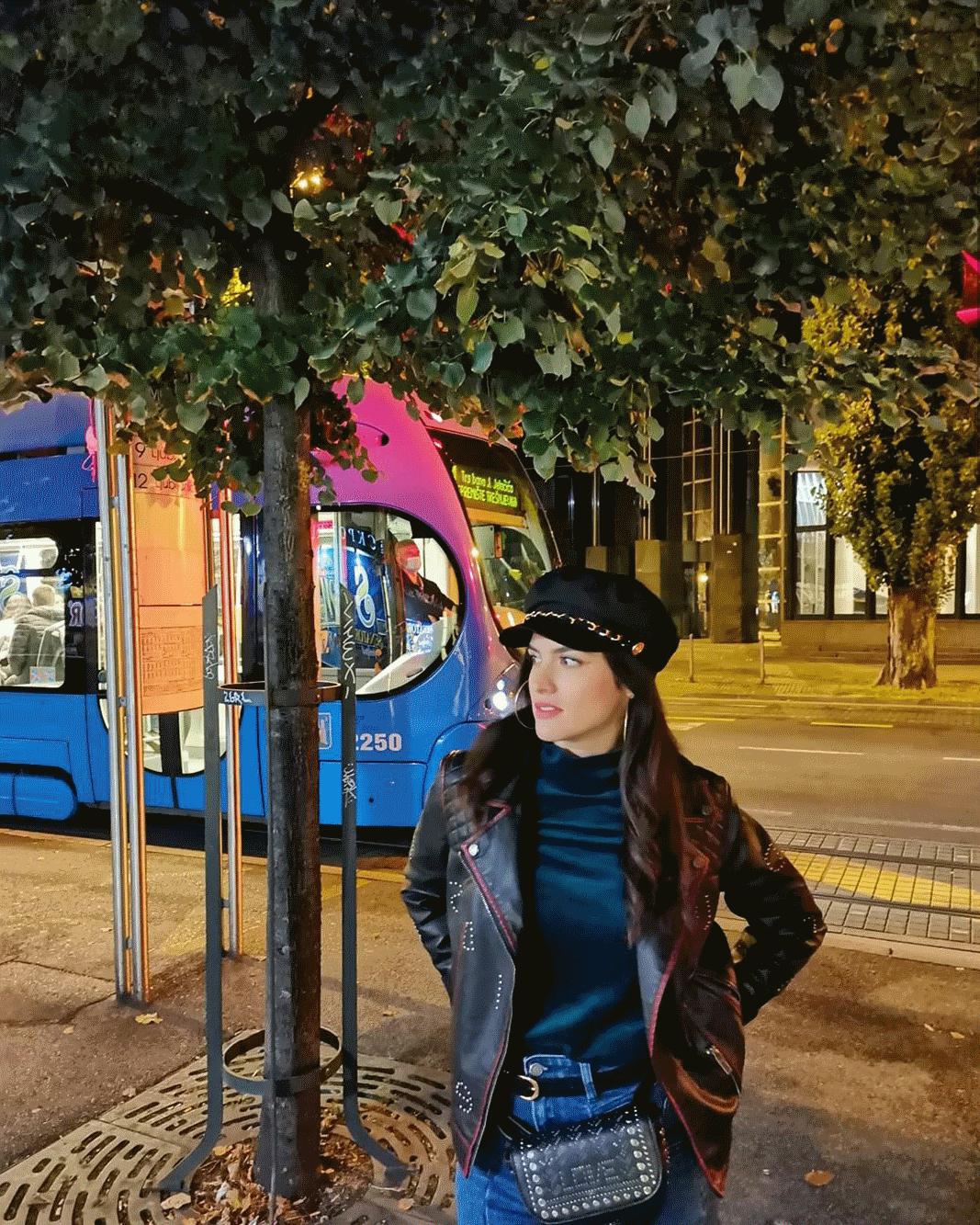 Outfit dana: Arija Rizvić