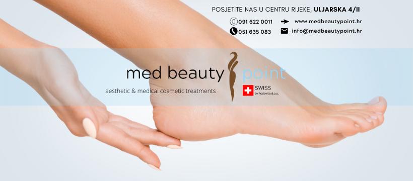 Med Beauty Point - za pravilnu njegu lica, nogu i tijela