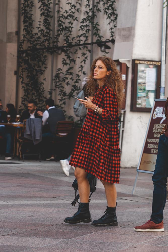 """Extravagant Streetstyle: tko je ta """"grunge"""" djevojka?"""