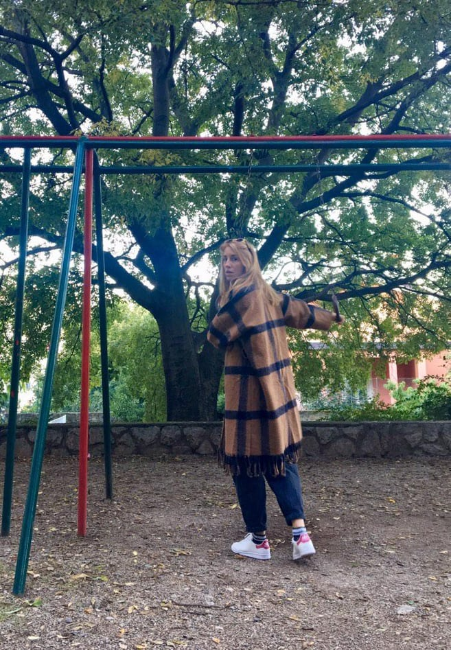 Outfit dana: Noemi Dessardo