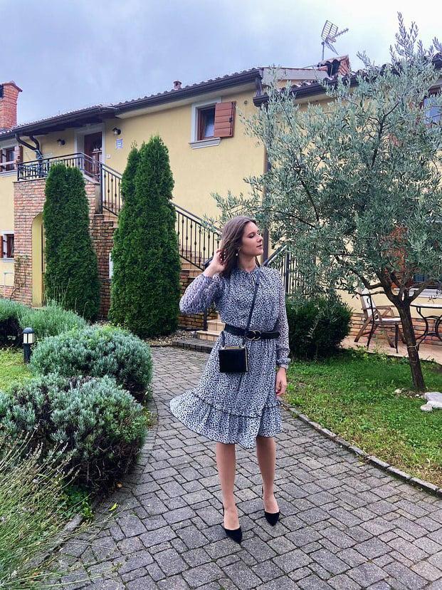 Outfit dana: Stela Živković