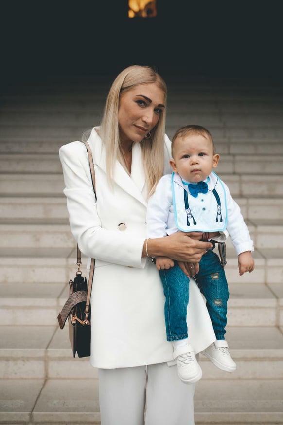 Outfit dana: Iva Frankić