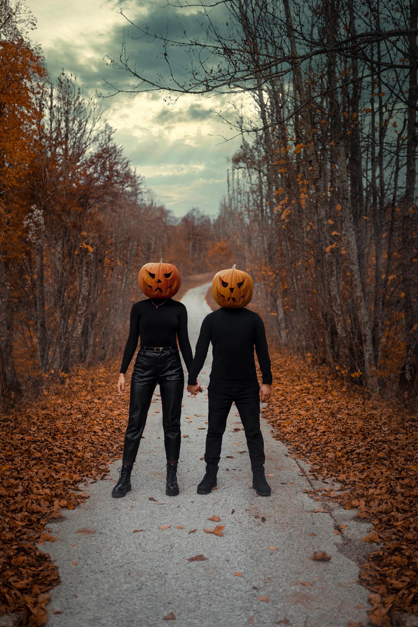 Outfit dana: poznati riječki par u Halloween izdanju!