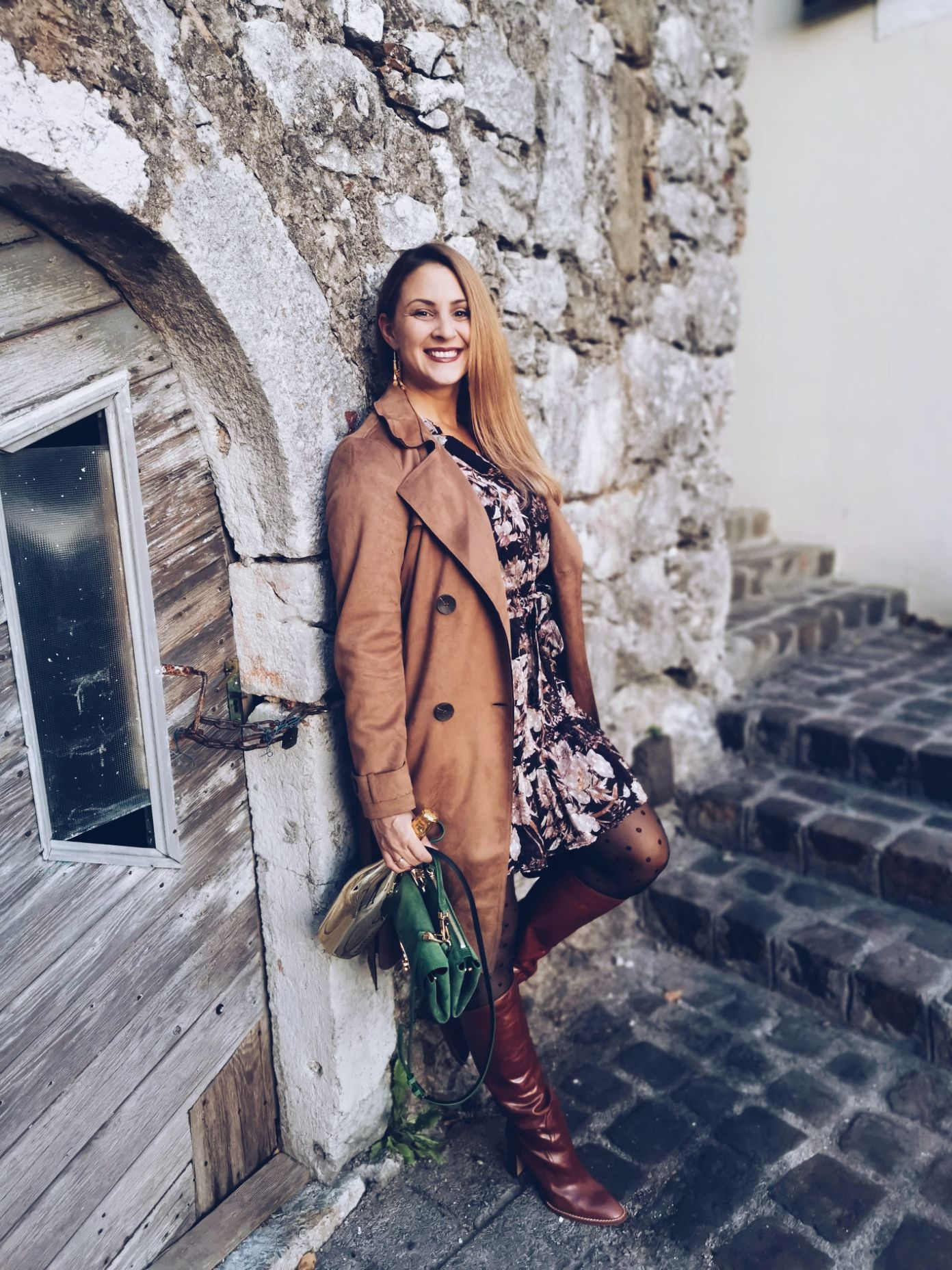 Outfit dana: Ines Matić Matešković