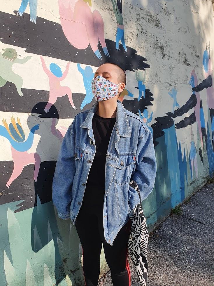"""Zaštitna maskica kao """"statement"""" modni dodatak? Izdvojili smo nekoliko primjera domaćih dizajnerica!"""