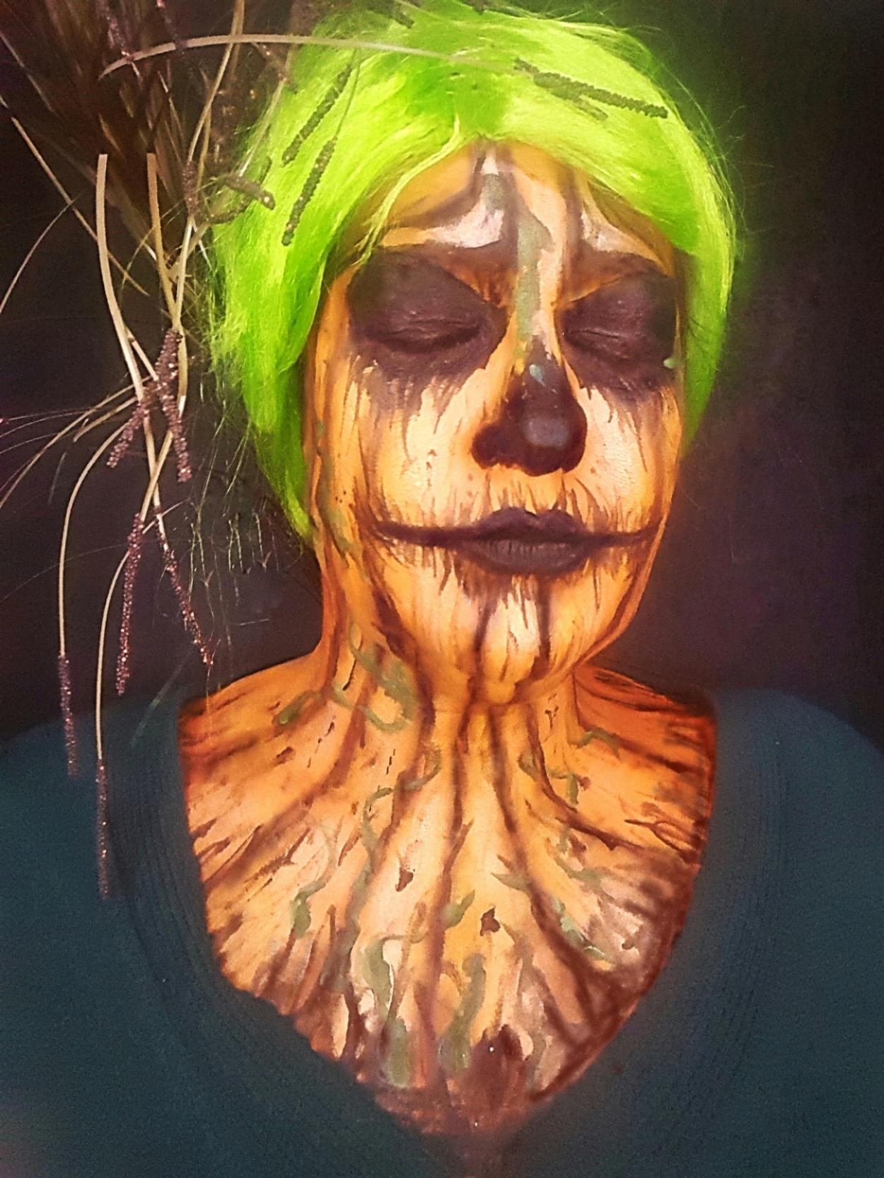 Donosimo vam ideje za Halloween make up!