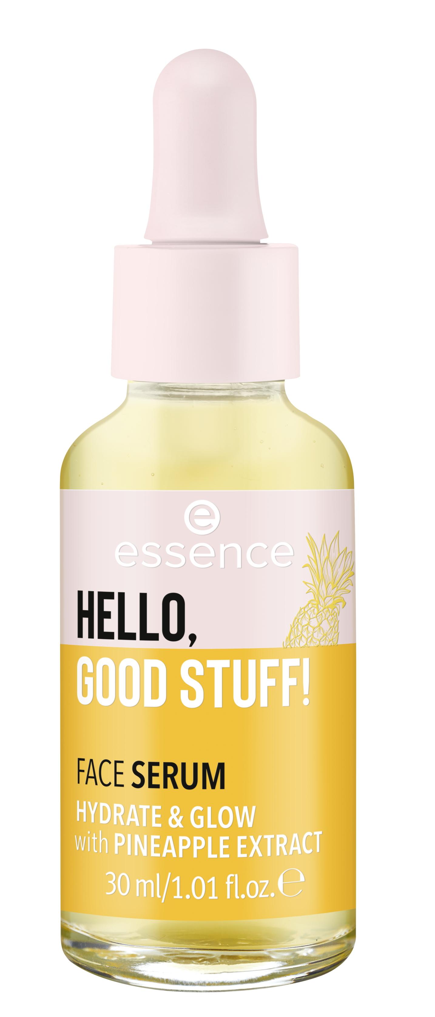 """Nova essence linija: """"Hello, Good Stuff!"""""""
