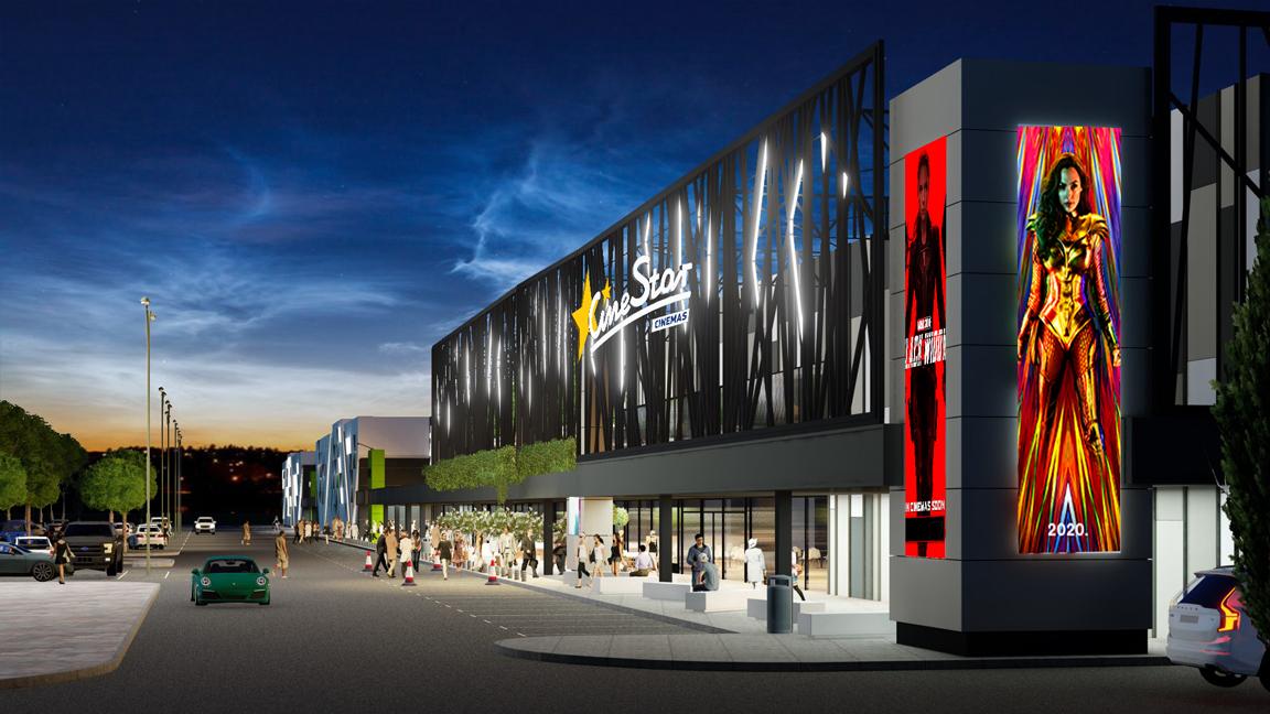 Cinestar Cinemas uskoro otvara kino nove generacije u Sarajevu!